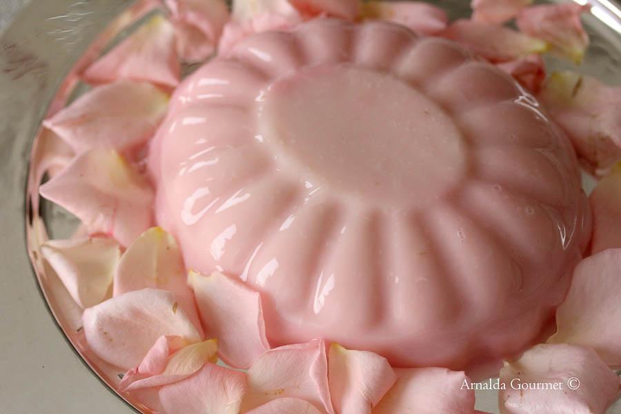 budino rosa