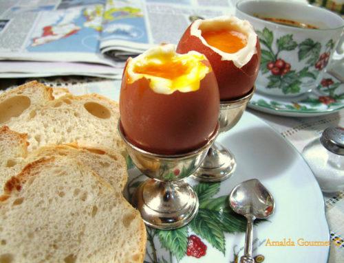 """Come cucinare il perfetto uovo alla """"coque""""?"""