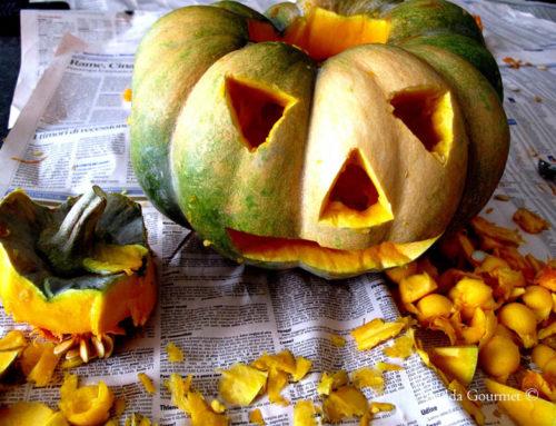 How to: come intagliare la zucca di Halloween