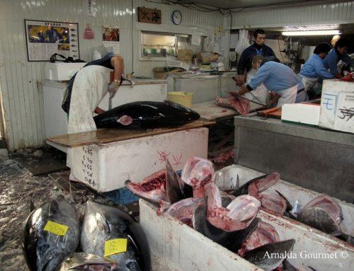 Tsukiji Market: l'alba al mercato del pesce più grande del mondo