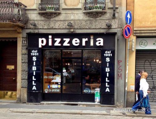 Maradona: la pizza fuori menù della Sibilla