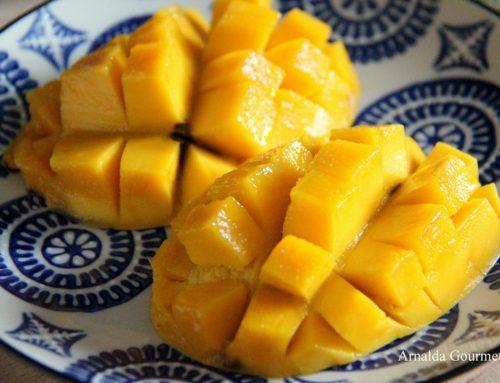 Come si taglia il mango?!