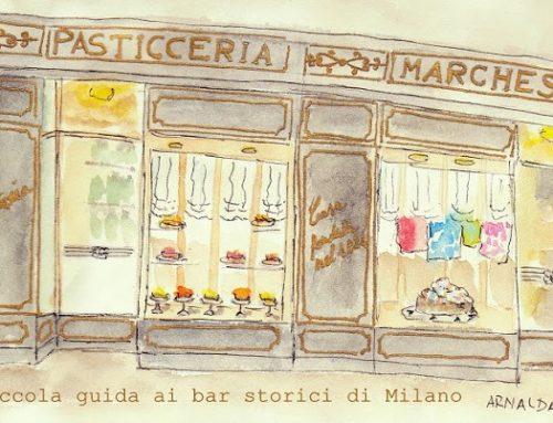 Piccola guida ai bar storici di Milano: breakfast edition