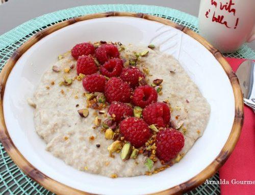 Come si prepara il porridge?