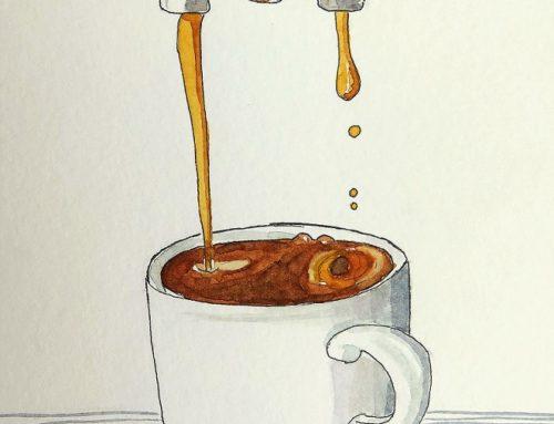 Sette bar dove bere un ottimo caffè e leggere il giornale indisturbati