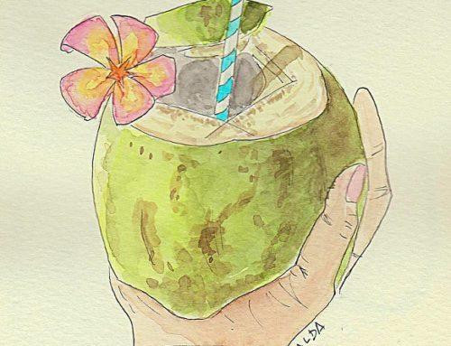 Cinque ottimi motivi per bere l'acqua di cocco
