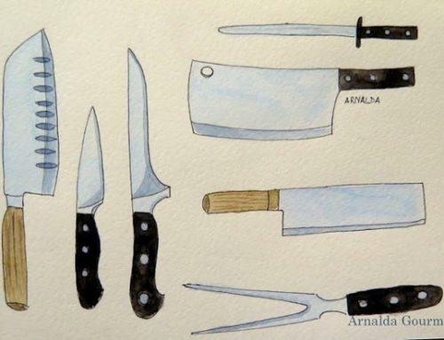 Toys for chef: come scegliere i coltelli più adatti per cucinare