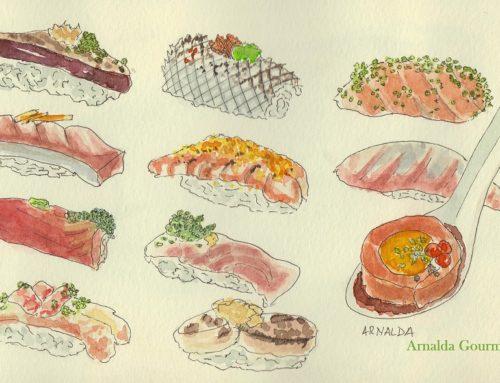 Sol Levante: la miglior degustazione di sushi misto di Milano