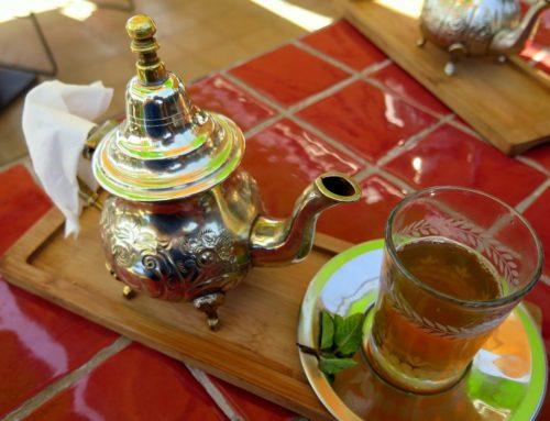 Te alla menta, la ricetta di Marrakech