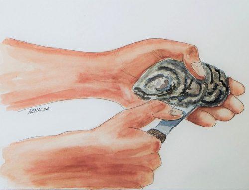 Come aprire le ostriche senza problemi