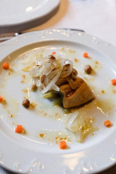 anguilla in carpione